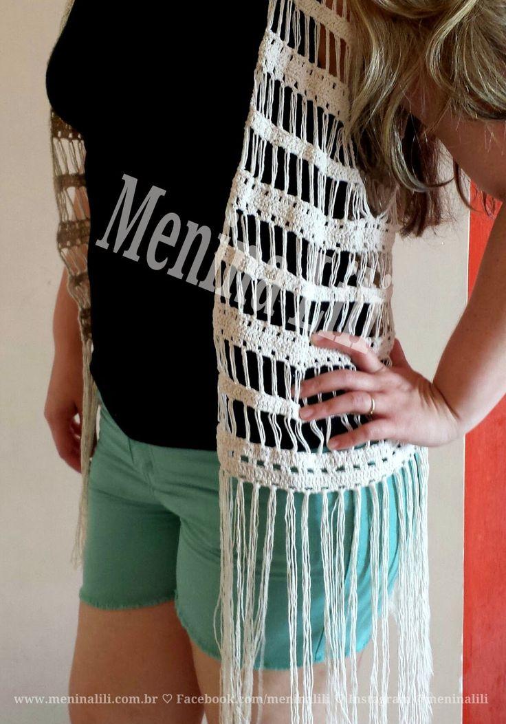 ... De Croche na Pintereste | Crochê, Gráfico a Croche Com Graficos