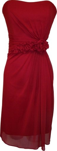 : Ideas, Little Red, Style, Red Dresses, Bridesmaid Dresses, Colors, Beautiful, The Dresses, Dreams Closets
