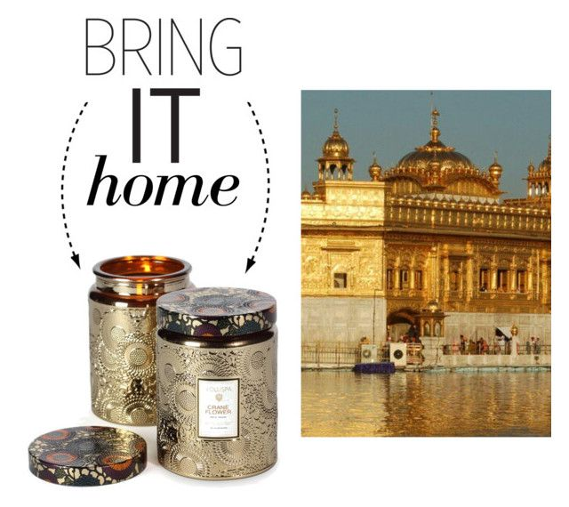Bring it home voluspa metallic jar candle by polyvore editorial
