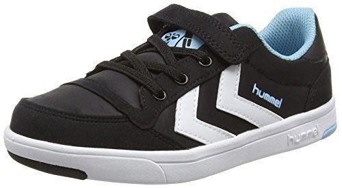 hummel STADIL JR LO, Unisex-Kinder Sneakers, Schwarz (Black 2001), 34 EU - http://on-line-kaufen.de/hummel-2/34-eu-hummel-stadil-jr-lo-unisex-kinder-sneakers-4