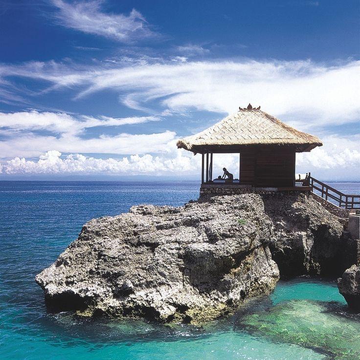 Ayana Resort! Bali Massage on the ocean heaven