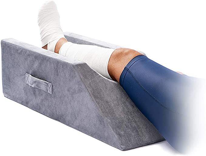 lightease memory foam leg knee ankle