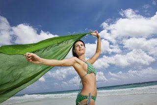 Recetas para Rebajar de Peso: 4 Habitos diarios para ponerse en forma para el ve...