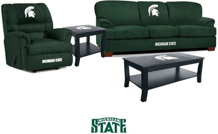 Use this Exclusive coupon code: PINFIVE to receive an additional 5% off the Michigan State University Mega Fan Cave Set at SportsFansPlus.com