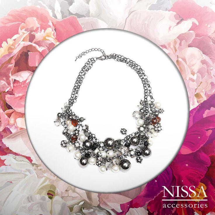 NISSA Necklace  www.nissa.com #coliere #accesorii #nissa #necklace #accessorie #style #fashion
