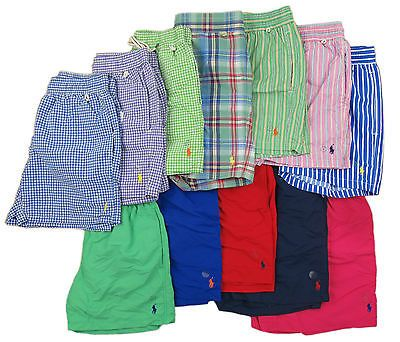 polo #ralph lauren men swim #shorts swimwear #beach boxer hawaiian brand  new,