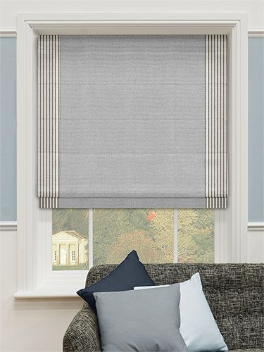 Seaboard Portland Roman Blind from Blinds 2go