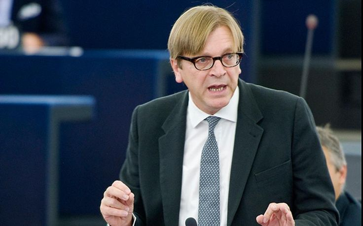 Φερχόφσταντ Ευρωπαίοι και ΔΝΤ να μην αντιμετωπίζουν την Ελλάδα ως λογιστική άσκηση - Η Καθημερινή