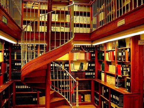 Biblioteca del Colegio Máximo (Facultad de Comunicación y Documentación y Facultad de Odontología)
