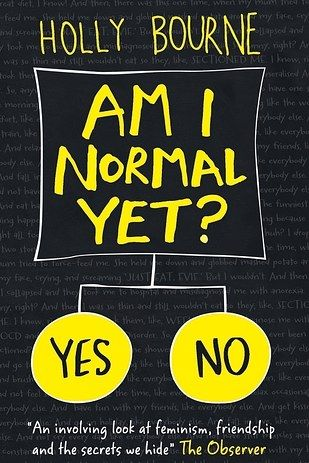 Am I Normal Yet?, by Holly Bourne | Your Official YA Summer Reading List
