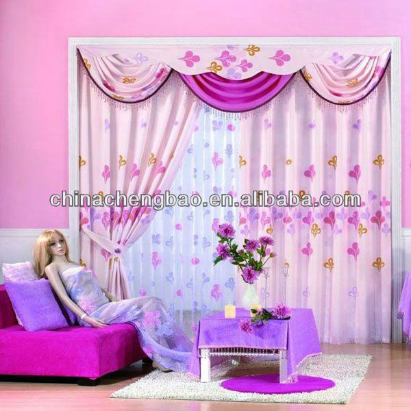 313 best images about cortinas on pinterest bay window - Cenefas para pared ...