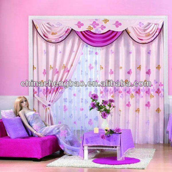Best 25 cenefas para cortinas ideas on pinterest - Modelos cortinas salon ...