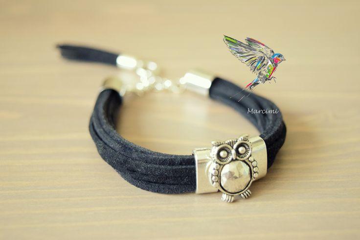 #marcimi #owl #bracelet