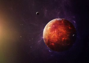 NASA Confirms: Liquid Water on Mars