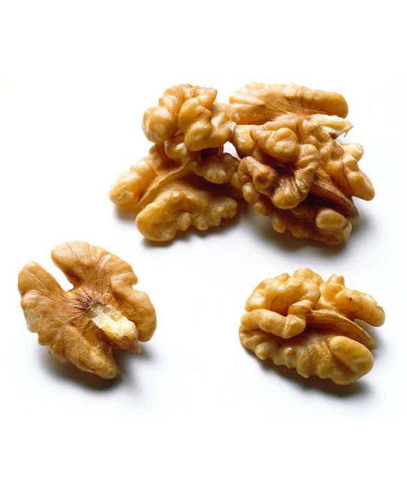 Give dry skin a moisture boost by snacking on walnuts or adding them to salads, vegetable dishes or pastas.