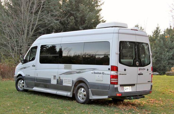 2008 roadtrek rs adventurous for sale by owner milton
