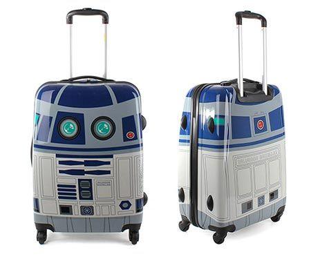 La maleta R2-D2 de Salvador Bachiller | portafolio blog