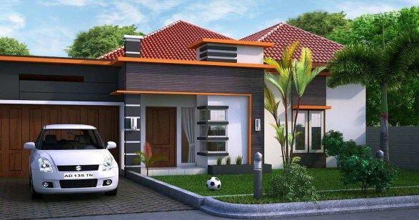 Contoh-Gambar-Design-Rumah-Idaman-Modern-Minimalis-Satu-Lantai-Dengan-Taman-Yang-Asri-Cantik-Dan-Nyaman-Terbaru-2015-e1423499003230.jpg (587×308)