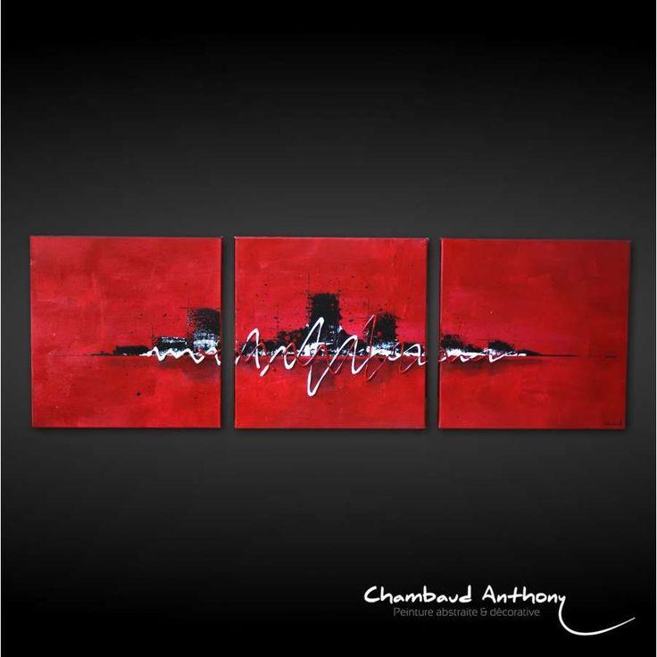 Nouveau 172 best Peinture abstraite, Artiste peintre Anthony Chambaud  IQ39