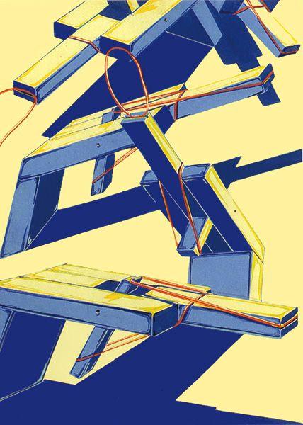 美術への確実な一歩に 芸大・美大受験総合予備校  新宿美術学院  学生作品 2011年度 デザイン・工芸科 私立美大コース