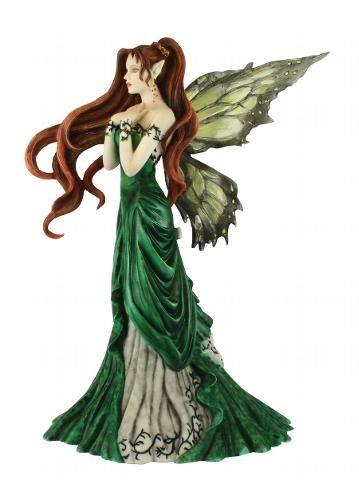 """Direwood Fairy"" Figurine by Nene Thomas"