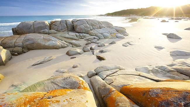Tasmania's East Coast Escape road trip has been named second in the top 100 holiday experiences across Australia by @Tony Gebely Gebely Finnemore Traveller Magazine  #eastcoast #tasmania #discovertasmania