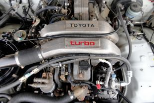 Toyota FJ-60 1HD-t Diesel Engine Conversion.