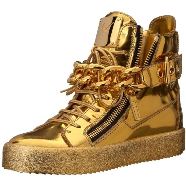 Giuseppe Zanotti Women's Rs5076 Fashion Sneaker ($345) ❤ liked on Polyvore featuring shoes, sneakers, giuseppe zanotti, giuseppe zanotti sneakers, giuseppe zanotti shoes and giuseppe zanotti trainers