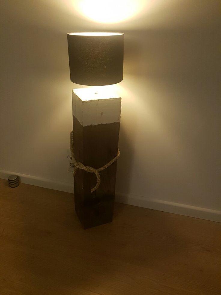 Meerpaal lamp
