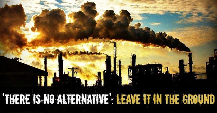 How Would You Survive A World Without Fossil Fuels?
