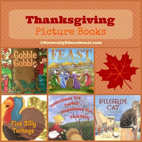 Thanksgiving Picture Books | Naturally Educational