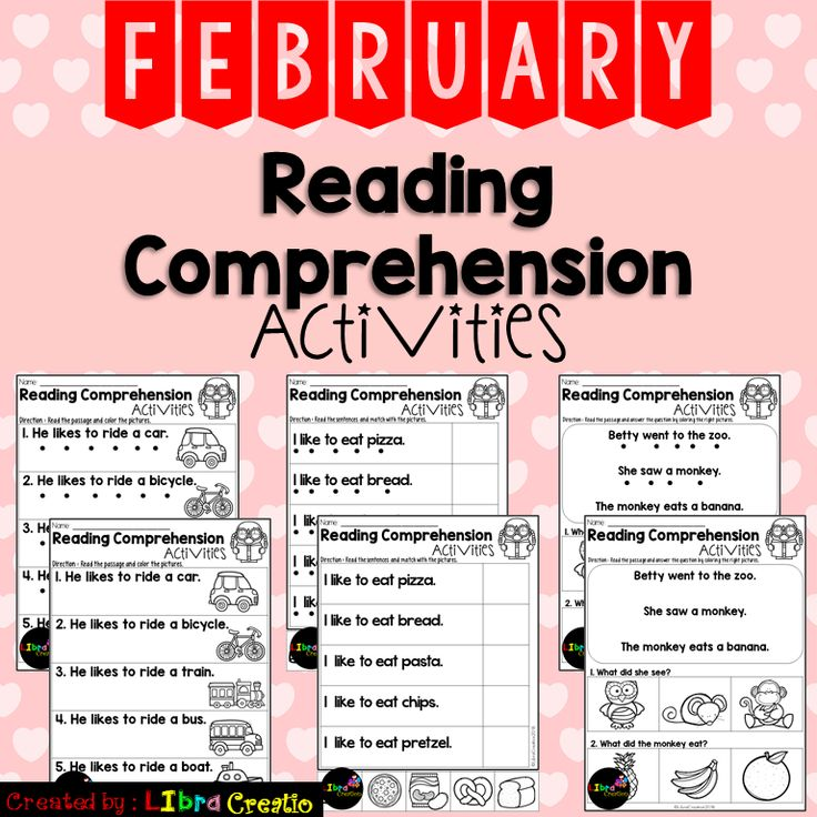 "Are you looking for monthly Reading Comprehension Activities for your Kindergarten students? Look no further, and these monthly passages are perfect for beginning readers.  Each monthly set comes in three formats. 5 pages of Reading Fluency, 5 pages of Reading fluency check cut and paste, and 10 pages of Reading Comprehension will suit the needs of your students. I have provided a copy of all those 20 pages without the ""dots"" for tracking."