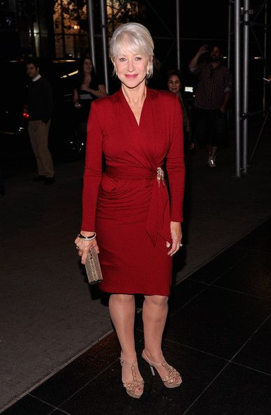 """Helen Mirren Photo - The Cinema Society & OC Concept Screening Of """"RED"""" - Outside Arrivals"""