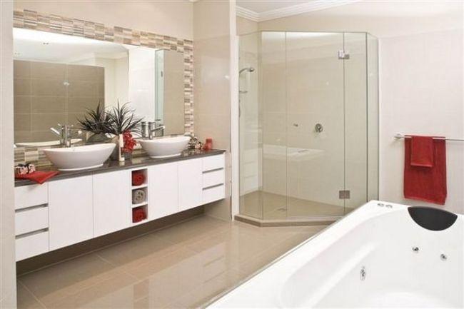 Gold Coast Unique Homes - Tranquility Vista Build luxurious homes that meet individual needs. #luxuryhomes #bathroom #en suite #
