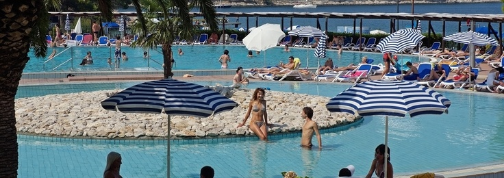 Hotel Cavtat | Iberostar Albatros | Hotel todo incluido Cavtat | Hotel Croacia | All Inclusive Hotel