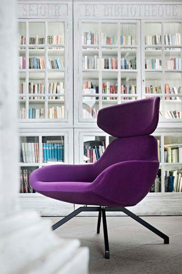 Online Kaufen X By Alma Design, Gepolsterter Sessel Aus Stahl Mit  Kopfstütze Design Mario Mazzer, Kollektion X