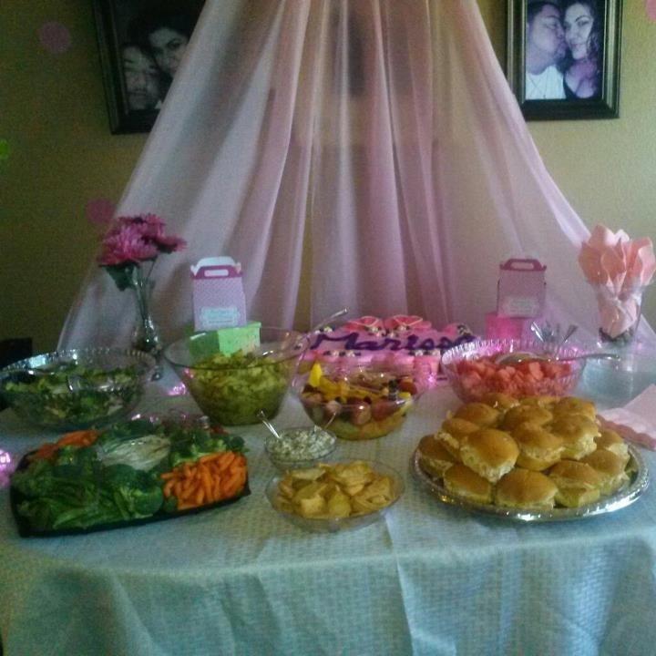 Little Girls Spa Parties!