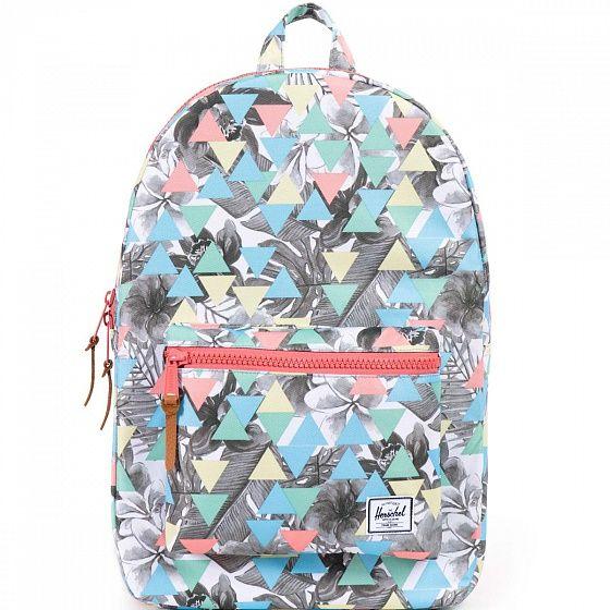 Удобный городской рюкзак из натурального хлопка и с металлической молнией – ретро-дизайн и современное сочетание цветов. В этот компактный рюкзак с легкостью поместится 15-дюймовый ноутбук и все необходимые вещи