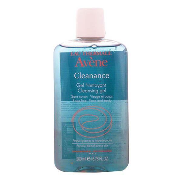 Avene - CLEANANCE gel nettoyant visage et corps 200 ml