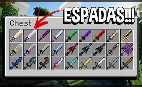 Minecraft Épico #51: A SALA MEDIEVAL COM TODAS AS ESPADAS DO ÉPICO!!!