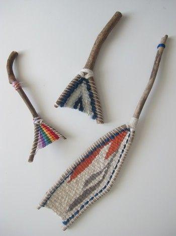 表にかえして完成です!毛糸の色やデザインを変えて、様々なパターンのアイテムが作れますよ♪