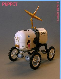PUPPET lunar rover | Flickr - Photo Sharing!