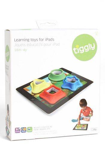 Tiggly 'Shapes' iPad Learning Toy (Baby) available at #Nordstrom