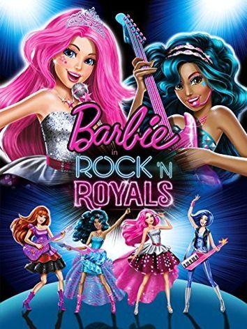 Барби: Рок-принцесса (2015) смотреть мультфильм онлайн