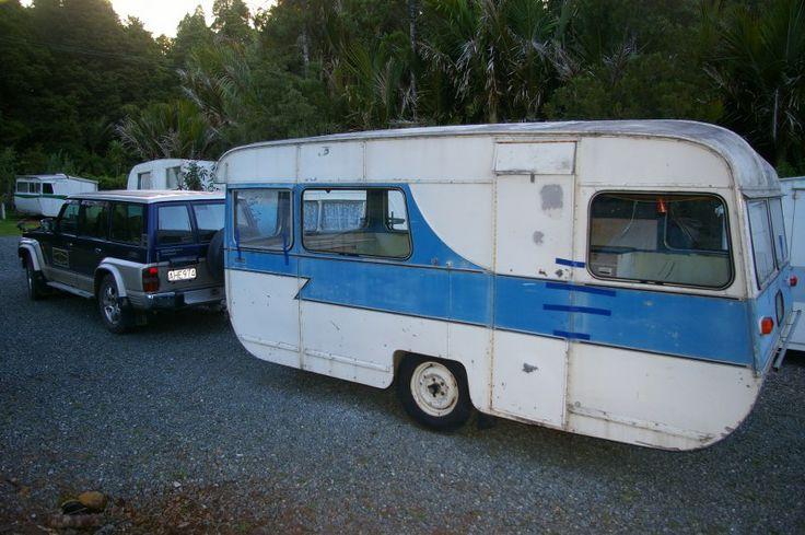 Popular Custom Retro Caravans New Zealand