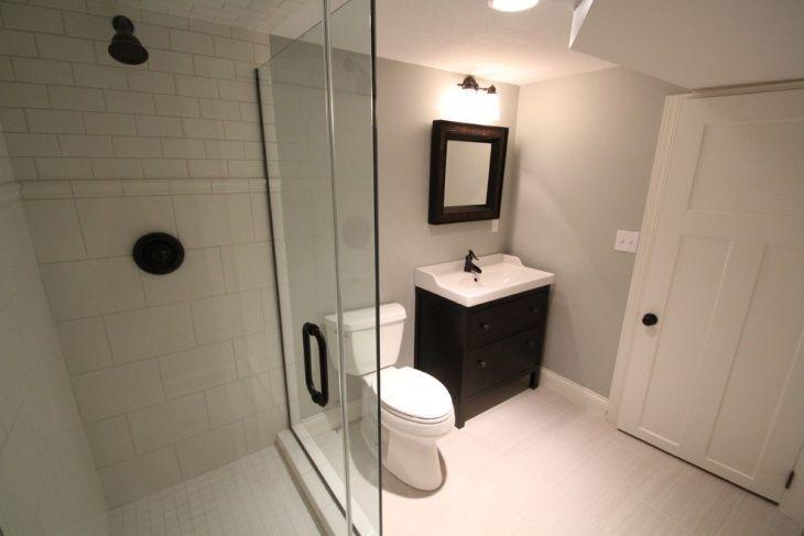 Lovely Basement Bathroom Layouts