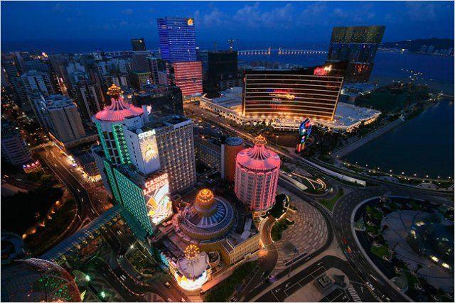 ARTICLE - Macao en Chine