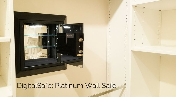 Elegant Small Wall Safes for the Home