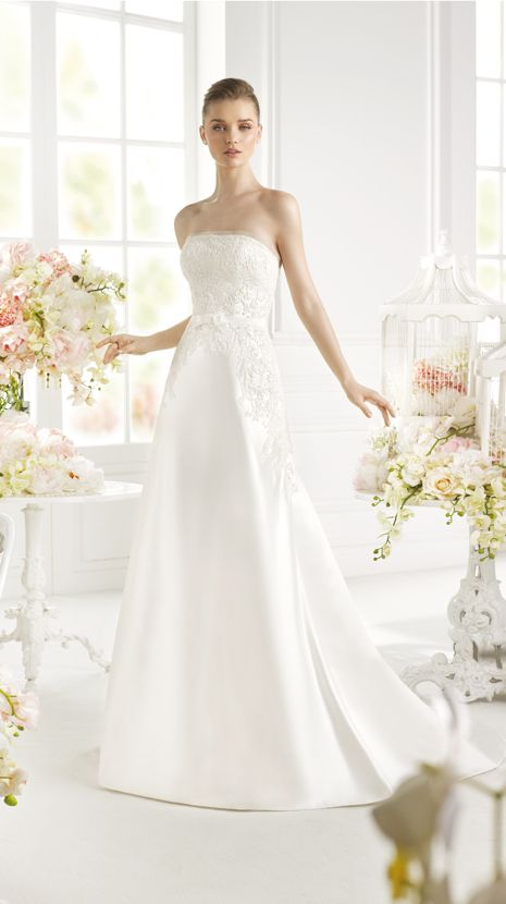 PAYDEN | Bridal Gowns | 2015 Collection | Avenue Diagonal