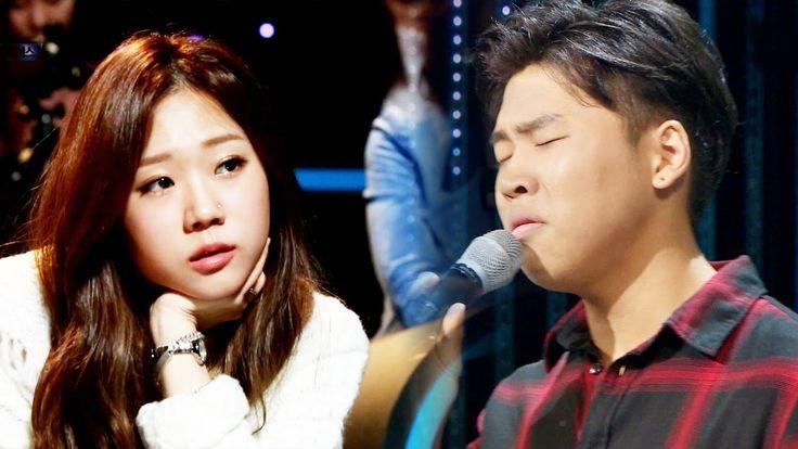 《HOT》KPOP STAR 5 K팝스타5|서경덕 '사랑하기 때문에', 여심 취향저격 중저음 꿀성대! EP01 20151122